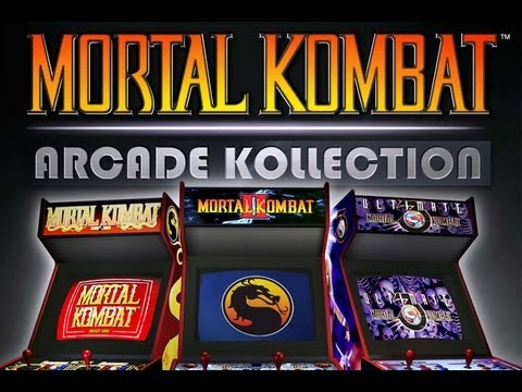 Mortal Kombat Arcade Kollection  ( Steam Key / ROW )