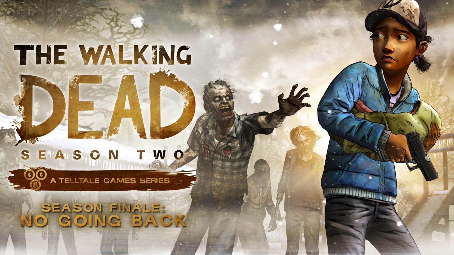 The Walking Dead: Season 2  (Steam Key/ROW/Region Free)