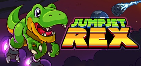 JumpJet Rex   (Steam Key / ROW / Region Free)