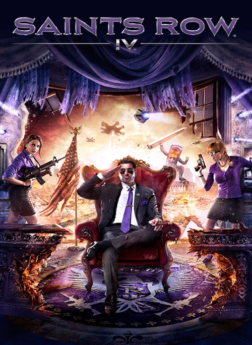 Saints Row IV (Steam Key / ROW / Region Free)