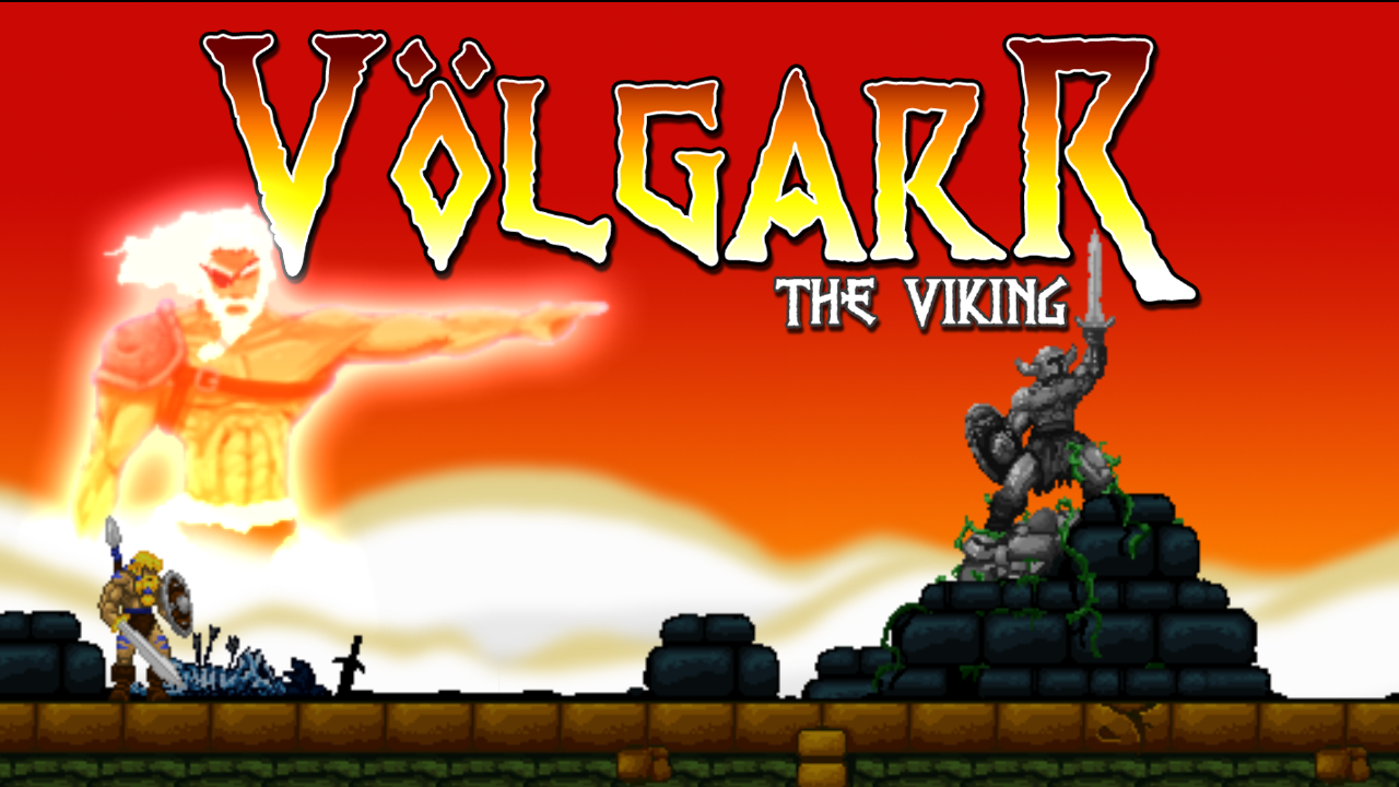 Volgarr the Viking (Steam Key / ROW / Region Free)