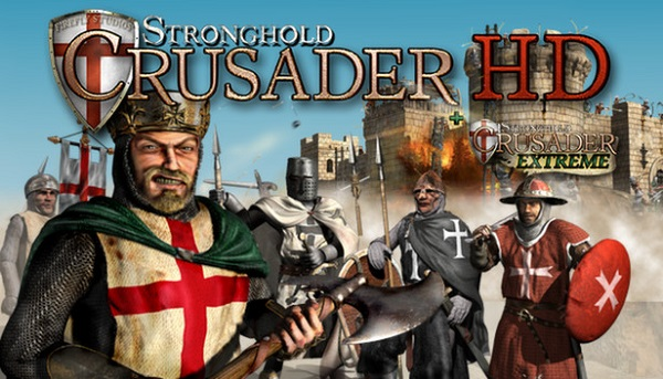 Stronghold Crusader HD (Steam Key / ROW / Region Free)