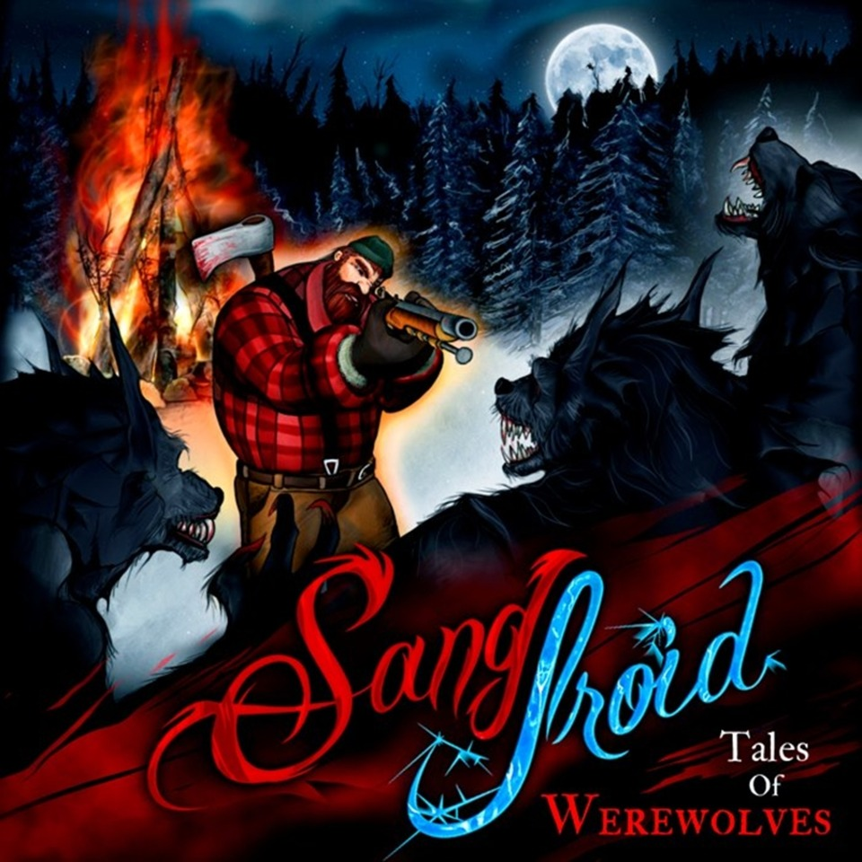 Sang-Froid: Tales of Werewolves (Steam Key / ROW)