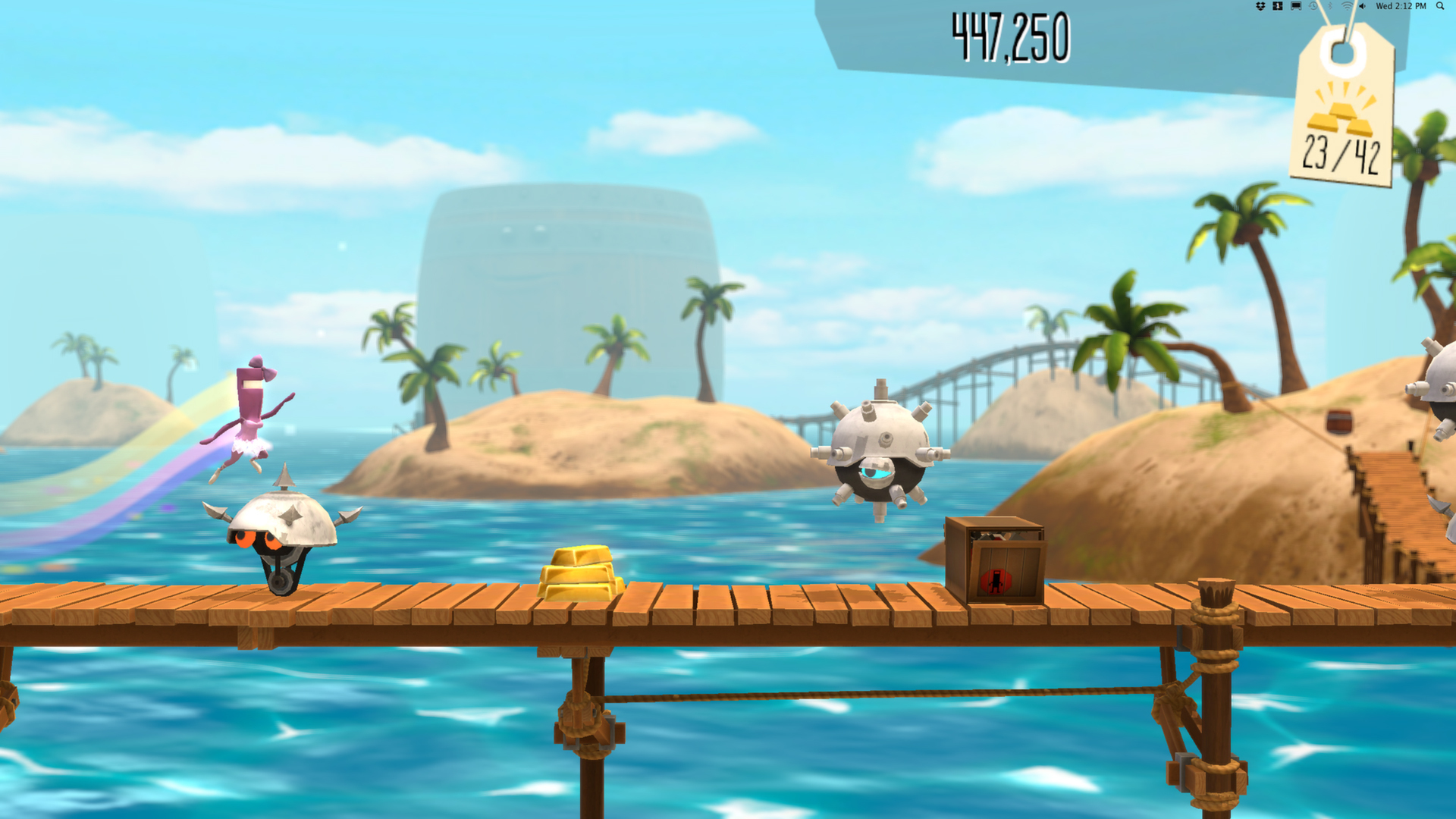 BIT.TRIP Presents... Runner2  (Steam Key / Region Free)