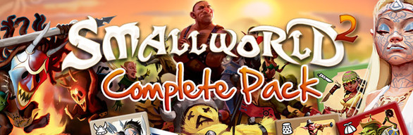 Small World 2 Complete Pack (Steam Key / ROW / RegFree)