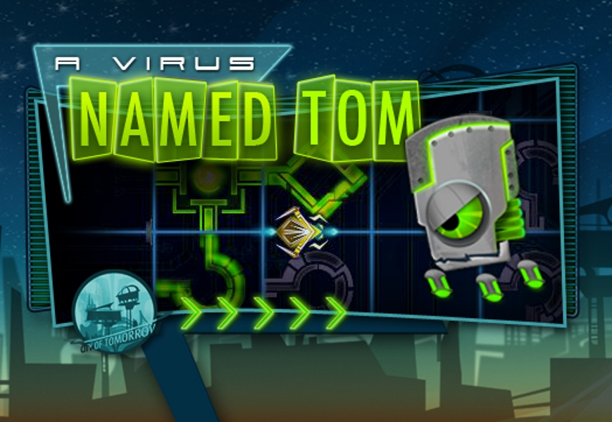A Virus Named TOM (Steam Key / ROW / Region Free)