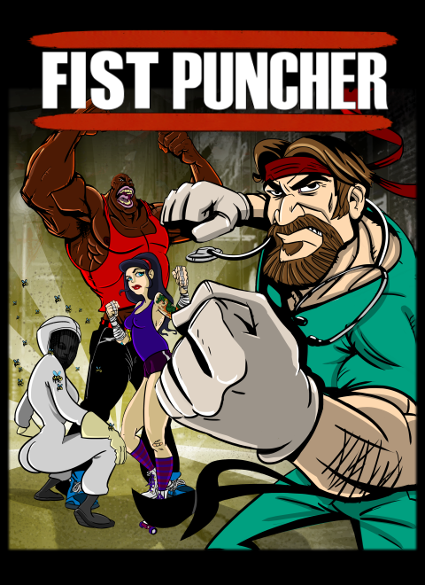 Fist Puncher (Steam Key / ROW / Region Free)
