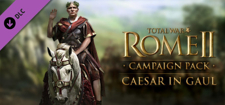 Total War: ROME II - Caesar in Gaul (DLC/Steam key/ROW)