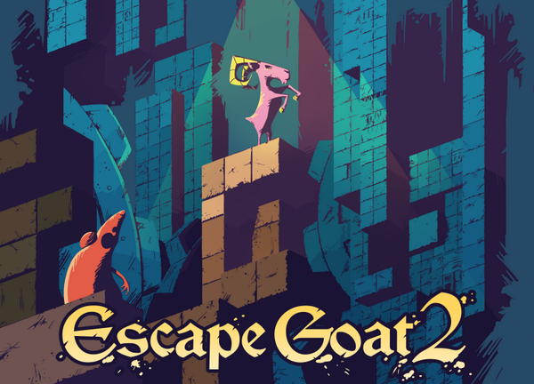 Escape Goat 2 (Steam Key / ROW / Region Free)