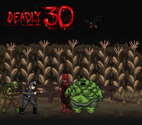 Deadly 30  (Steam Key / ROW / Region Free)