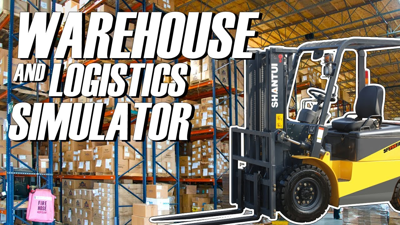 Warehouse and Logistics Simulator (Steam Key / RegFree)
