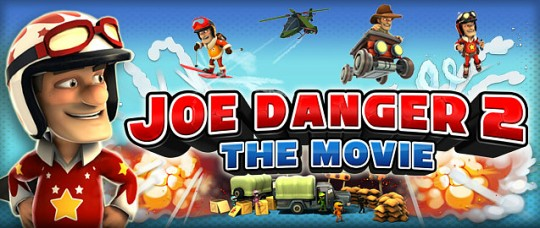 Joe Danger 2: The Movie(Steam Gift/Region Free) HB link