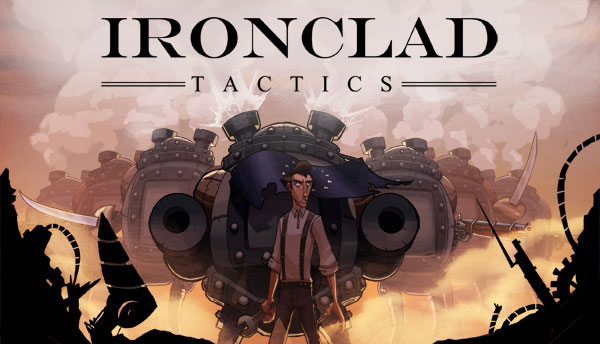 Ironclad Tactics (Steam Gift / Region Free) HB link