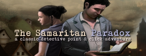 The Samaritan Paradox (Steam/Desura Key / Region Free)