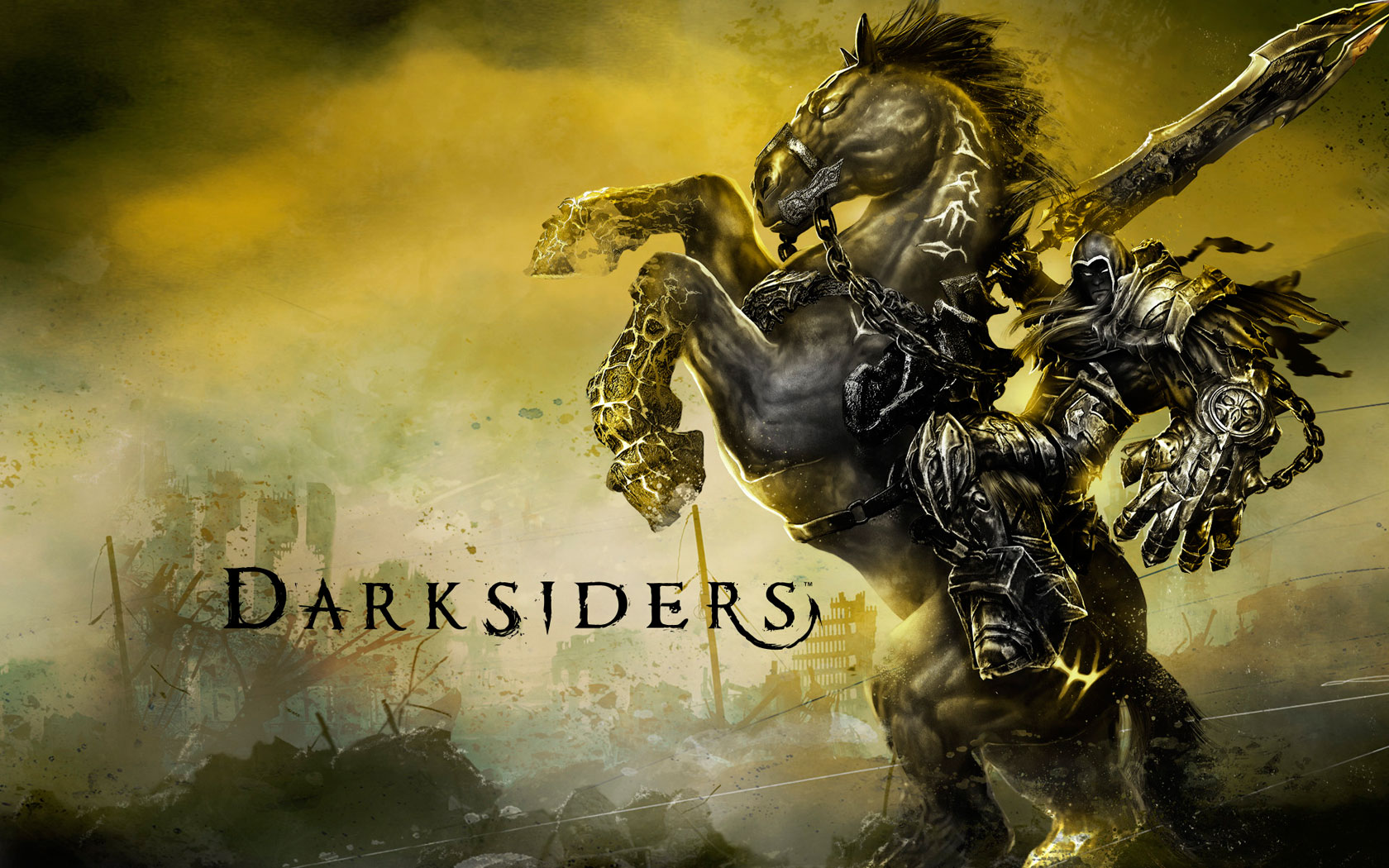 Darksiders (Steam Key / ROW / Region Free)