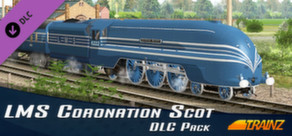 Trainz Simulator 12: Coronation Scot DLC (Steam Key)