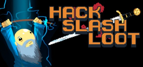 Hack, Slash, Loot (Steam Gift/ROW/Region Free) HB link