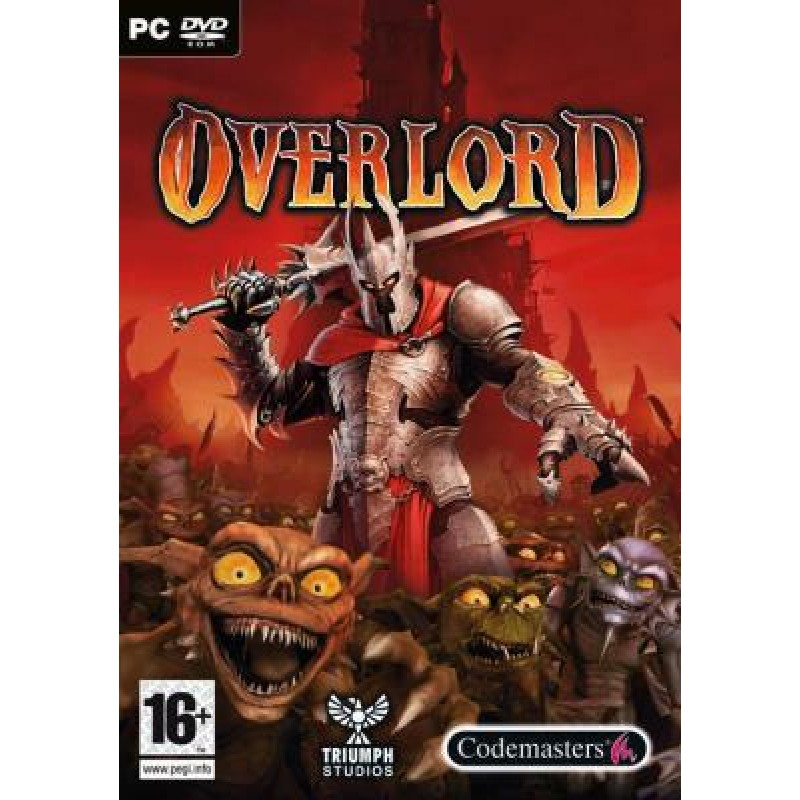 Overlord  (STEAM GIFT / RU/CIS) HB link