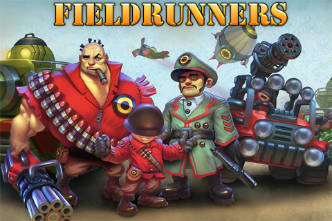 Fieldrunners ( Steam Gift / ROW / Region Free ) HB link