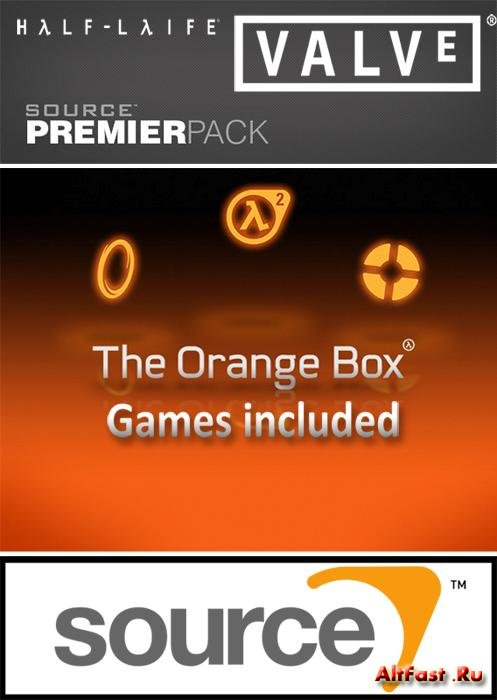 Half-Life Platinum Pack 7 dig  (Steam Account)