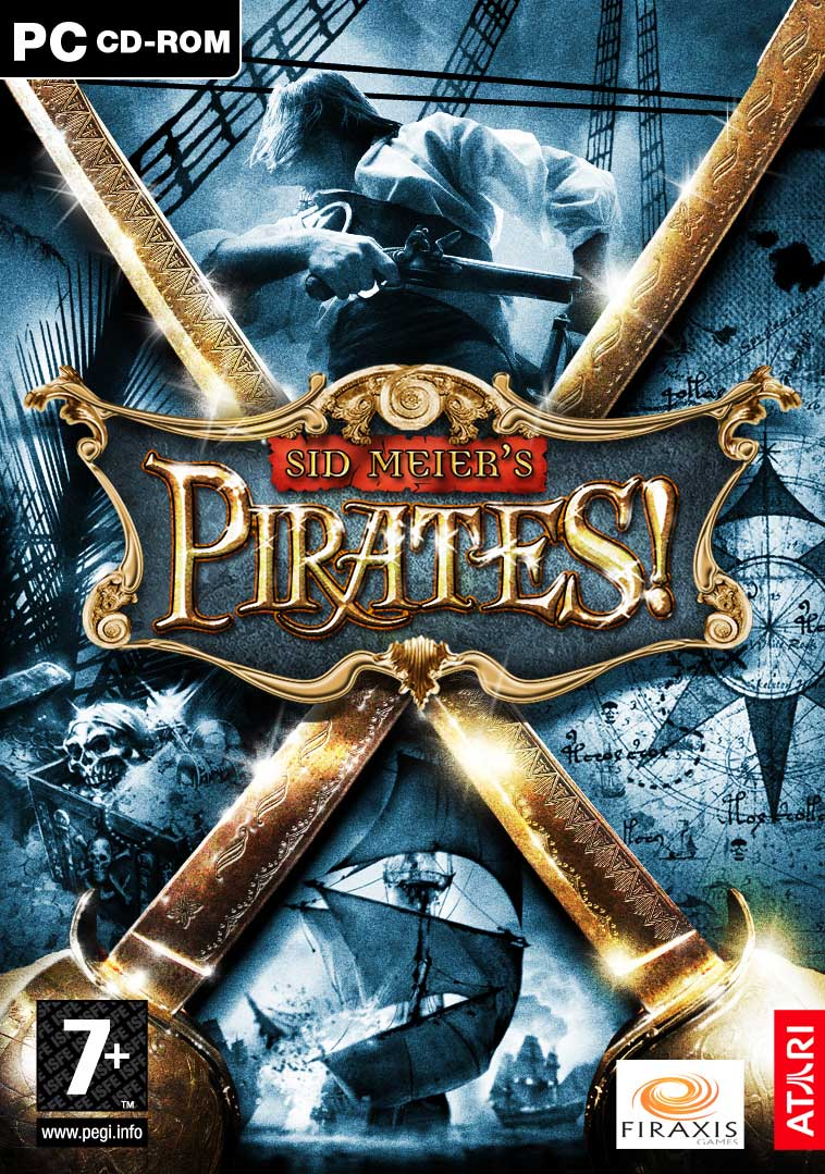 Sid Meier´s Pirates! (Steam Key / ROW / Region Free)
