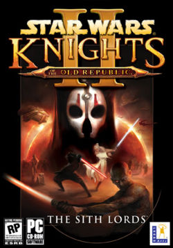 Star Wars Knights of the Old Republic II-The Sith Lords