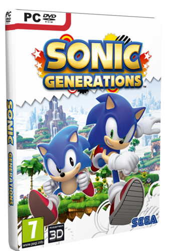 Sonic Generations (Steam Key / ROW / Region Free)