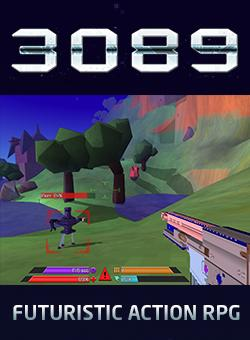 3089 - Futuristic Action RPG FPS (Steam Key / Region Fr