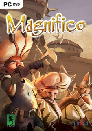 Magnifico ( Steam Gift / ROW / Region Free ) HB link