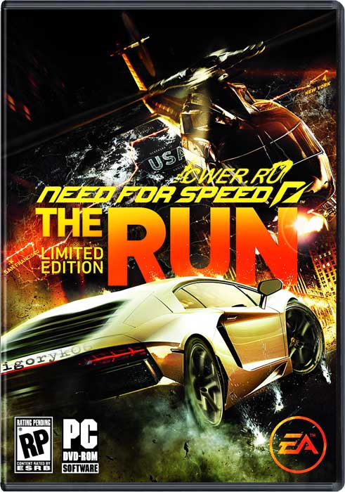 FIFA Manager 14 + Need for Speed The Run (Full Access)