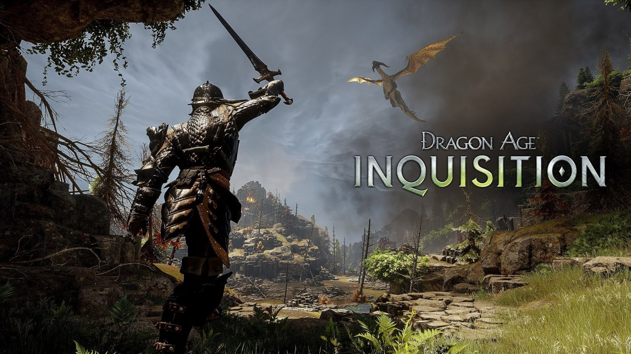 Need for Speed Rivals + Dragon Age: Inquisition + Bat 3