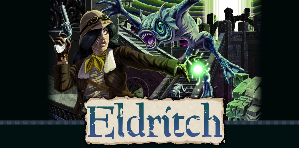 Eldritch  ( Steam Gift / ROW / Region Free ) HB link