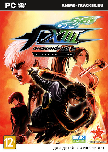 THE KING OF FIGHTERS XIII STEAM EDITION(Steam Gift/ROW)