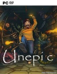 UnEpic (Steam Gift/ROW/Region Free) HB link