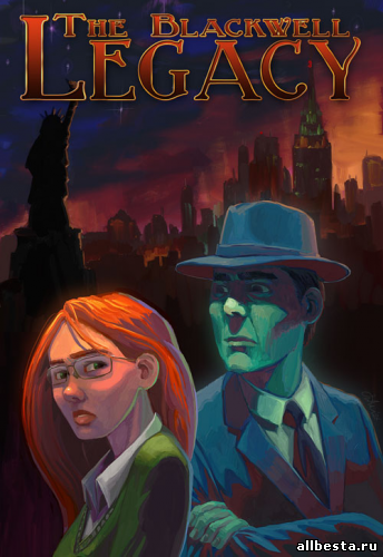 The Blackwell Legacy  (Steam Key / ROW / Region Free)