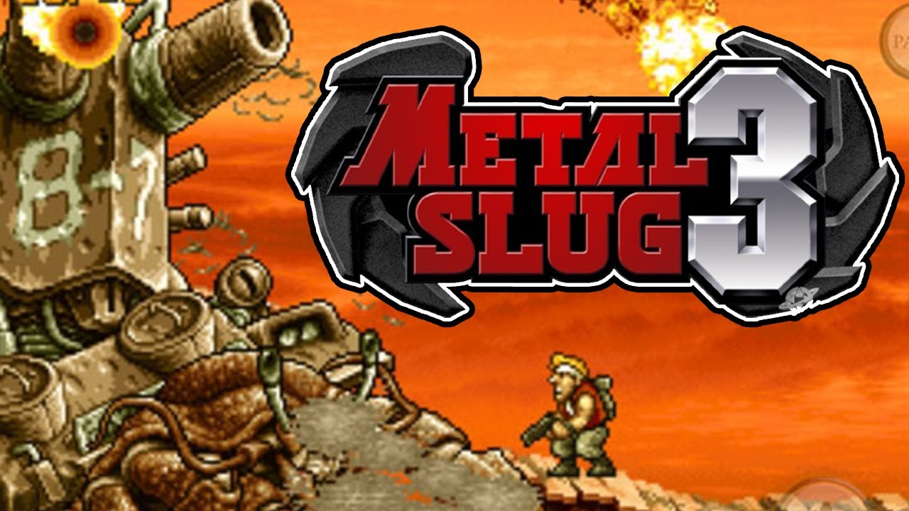 METAL SLUG 3  (Steam Key / ROW / Region Free)