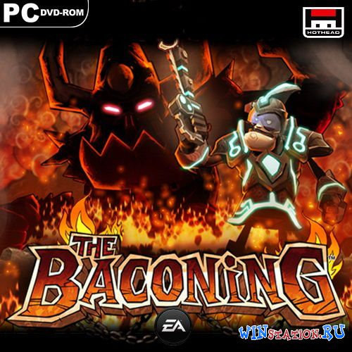 The Baconing  (Steam Gift / ROW / Region Free) HB link