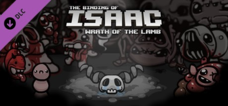 The Binding of Isaac + Wrath of the Lamb DLC (SteamKey)
