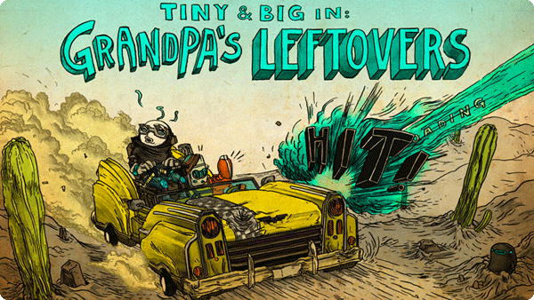 Tiny and Big in Grandpa´s Leftovers ( Steam Key / ROW )