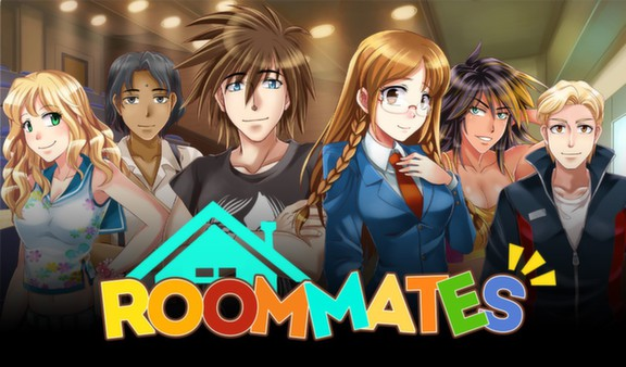 Roommates Deluxe Edition  ( Steam Gift / ROW ) HB link