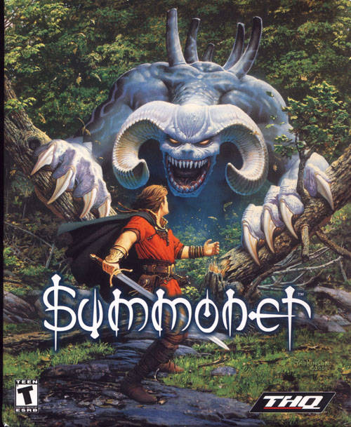 Summoner  ( Steam Gift / ROW / Region Free ) HB link