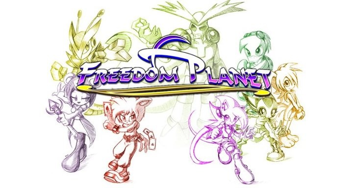 Freedom Planet (Steam Gift / ROW / Region Free) HB link