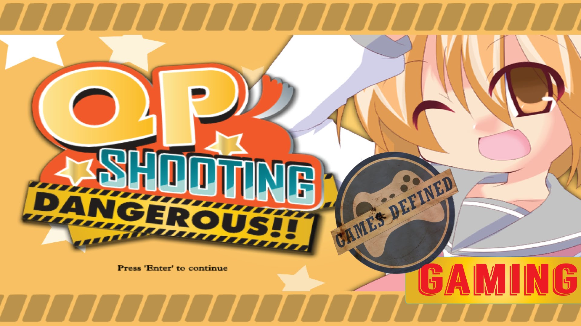 QP Shooting - Dangerous!!  (Steam Gift / ROW) HB link