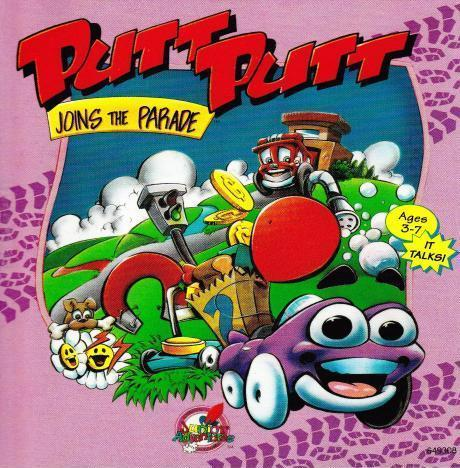 Putt-Putt Joins the Parade  (Steam Gift / ROW) HB link