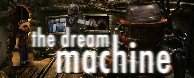 The Dream Machine: Chapters 1-2-3-4 (Steam Gift)HB link