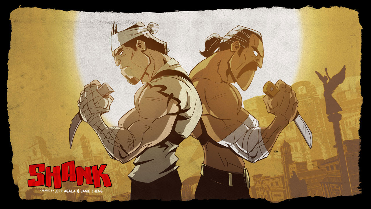 Shank  ( Steam Gift / ROW / Region Free ) HB link