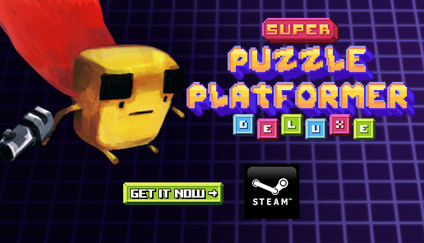 Super Puzzle Platformer Deluxe (Steam Gift/ROW) HB link