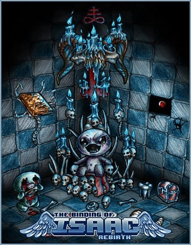 The Binding of Isaac: Rebirth  (Steam Gift/ROW) HB link