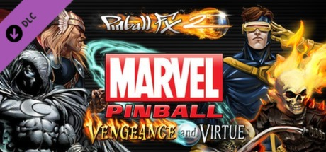 Pinball FX2 - Marvel Pinball Vengeance and Virtue Pack