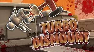 Turbo Dismount   (Steam Key / ROW / Region Free)